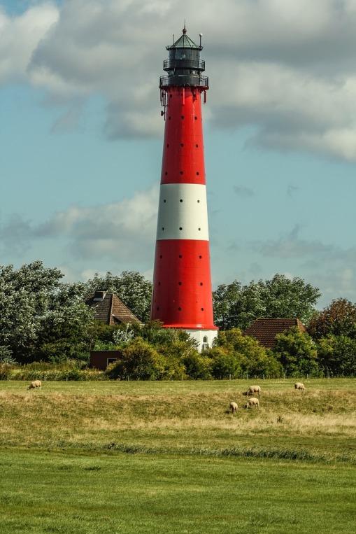 Le phare de Pellworm