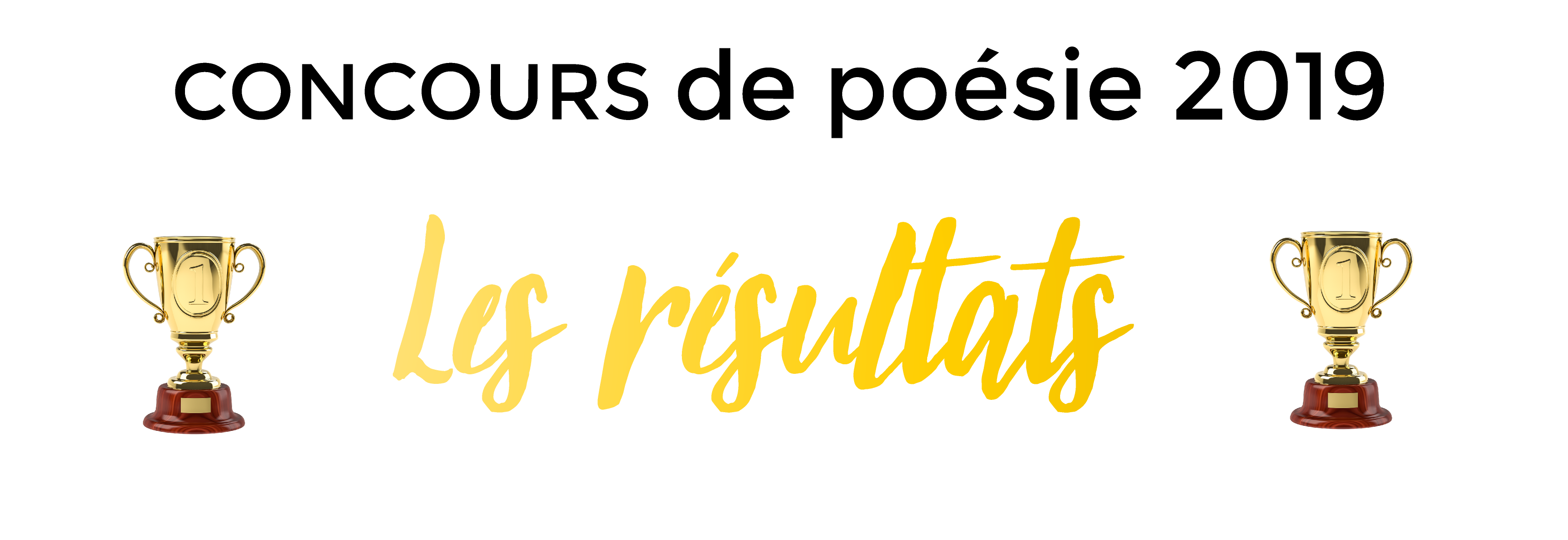 Les Résultats Du Concours De Poésie 2019 Plumes Chrétiennes